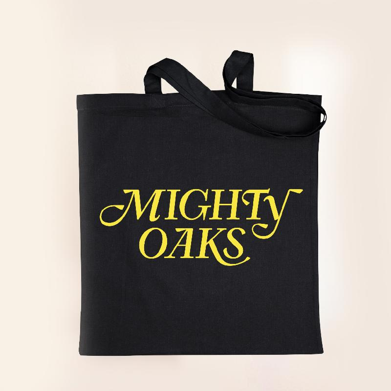 Mighty Oaks Logo Bag Bag