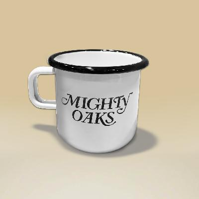 Mighty Oaks Logo Becher Cup