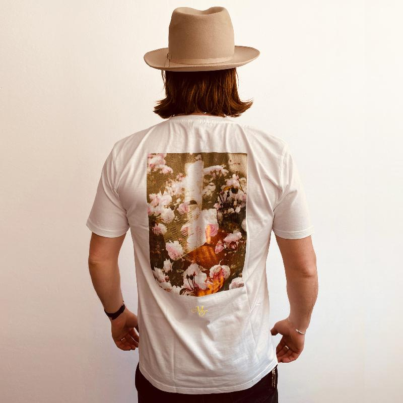 Mighty Oaks Motiv 1 T-Shirt White