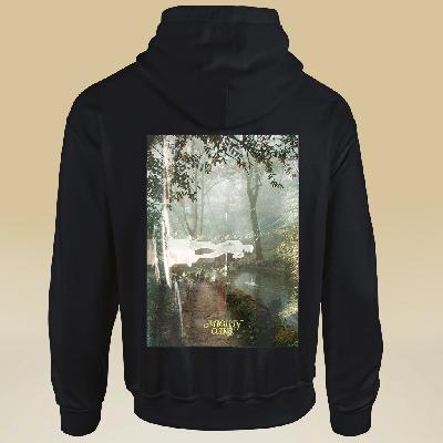 Mighty Oaks Woods Hoodie Black