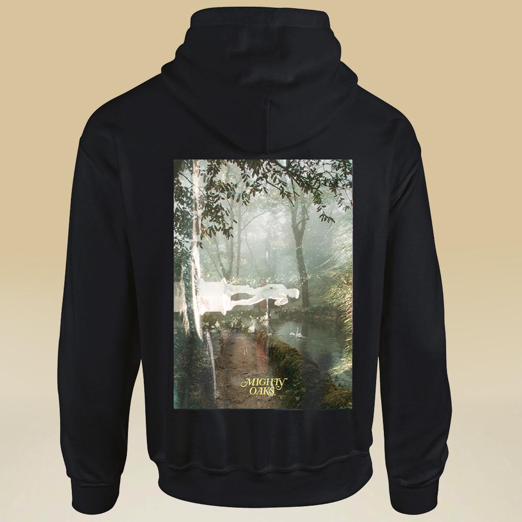 Mighty Oaks Woods Hoodie, Black
